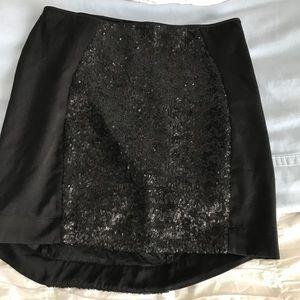 Skirts - Brazilian sequin bodycon skirt